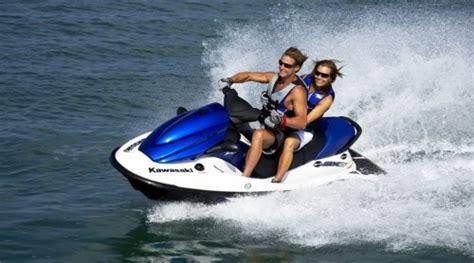 water scooter nz jet ski hire boat hire island safaris