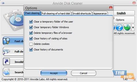 Ul Kosong Clear Anvide Disk Cleaner Cara Mudah Membersihkan Files Sah