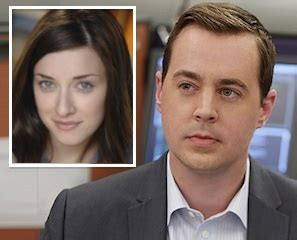'ncis' season 11 — mcgee girlfriend delilah played by