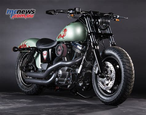 Harley Davidson For by Harley Davidson Marvel Customs Mcnews Au