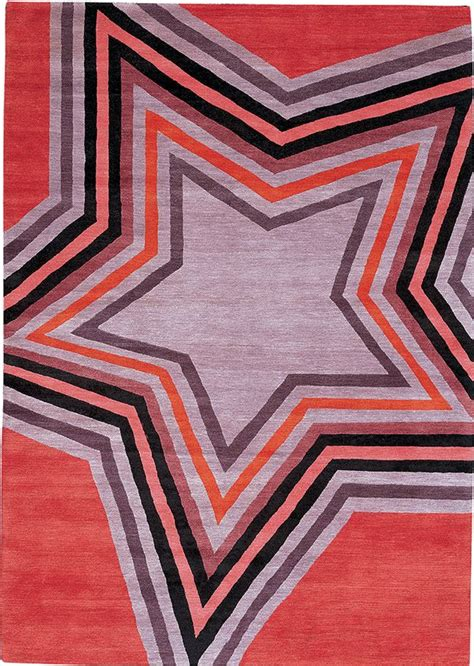paul smith rug by paul smith for the rug company pantone 18 rapture rug company