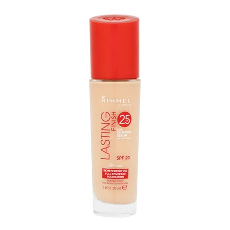 Rimmel Foundation rimmel lasting foundation light porcelain