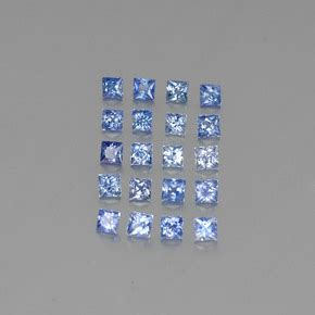 Blue Safir Sapphire 2 25ct blue sapphire 2 3ct square from madagascar gemstones