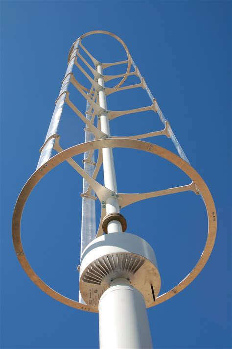 the windspire wind turbine