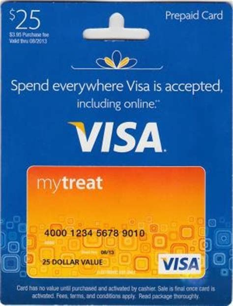 Does Bank Of America Have Visa Gift Cards - how does a prepaid credit card work