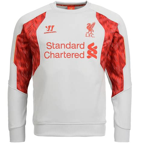 Jumper Liverpool By Azzurri 2 liverpool fc sweatshirt warrior s sweat