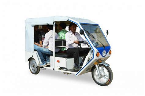 Harga Vans Japan Market terra motors unveils electric three wheeler for india