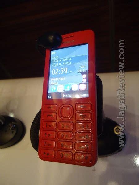 nokia 206 red themes nokia 206 ponsel murah kaya fitur dengan warna warni