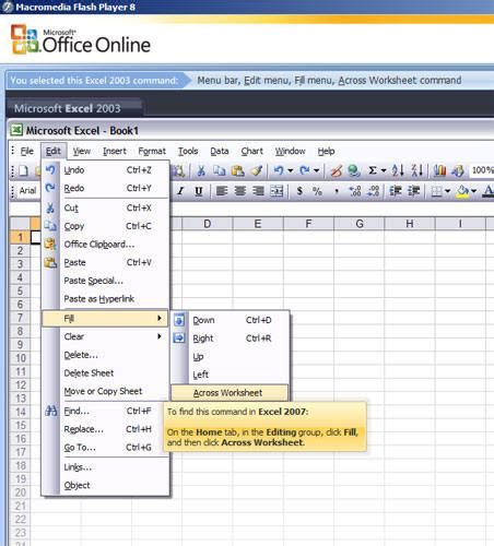 excel 2010 ribbon tutorial have you got the excel 2003 menu system so wired into your