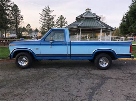 1985 ford f 150 fuel injection engine 50 1985 ford f150 xlt lariat regular cab long bed pickup 5 0l