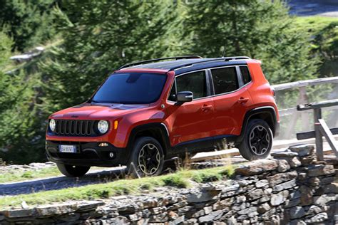 Jeep Europe Jeep Renegade European Sales Figures