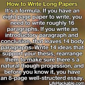 1000 life hacks on twitter quot how to write long school papers http t