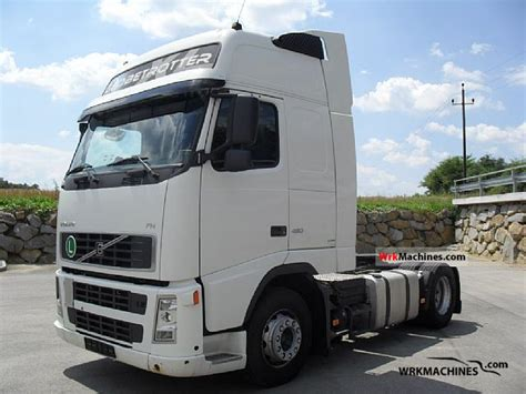 2006 volvo truck tractor volvo fh 480 2006 standard tractor trailer unit photos and