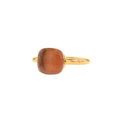 pomellato nudo ring price pomellato nudo ring 331582 collector square