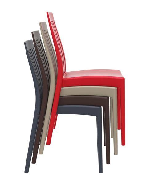 Sedie Design Srl by Sedia In Polipropilene Per Interni Ed Esterni Impilabile