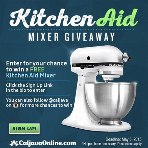 enter the mix up your kitchen sweepstakes 17 best images about pin it to win on pinterest