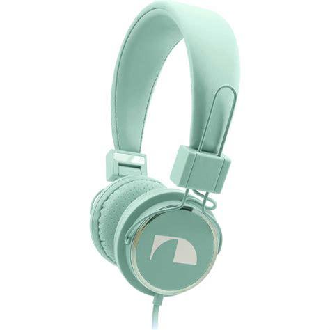 Headset Nakamichi nakamichi nk850 fashion headphones violet tvs electronics portable audio