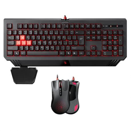 Keyboard Gaming Bloody B328a Turbo Gaming bloody b1500 blazing gaming keyboard and mouse