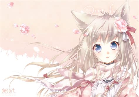wallpaper anime neko anime neko wallpapers wallpapersafari