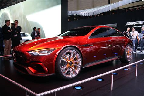 mercedes amg concept mercedes amg gt concept is the 4 door the panamera