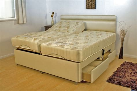 furmanac mibed 5ft kingsize electric adjustable bed by mibed