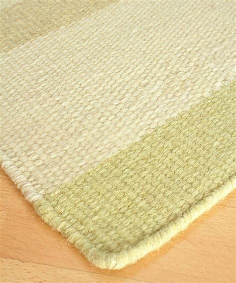 Wool Berber Area Rug Crescent Wool Berber Stripe Rug 3 X 5 Transitional Area Rugs By Bliss Home Design