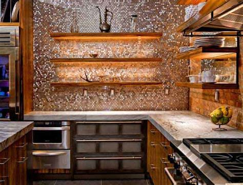 Creative Kitchen Backsplash Ideas | unique backsplashes materials myideasbedroom com