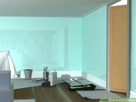 how to paint a room how to paint a room with pictures wikihow