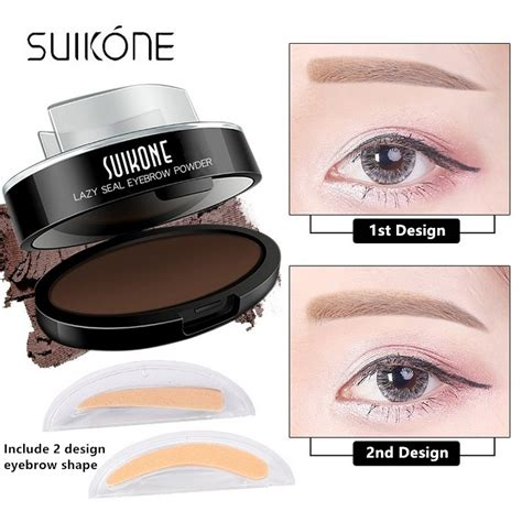 Harga The Shop Design My Eyebrow suikone eyebrow powder st set eyebrow cosmetics