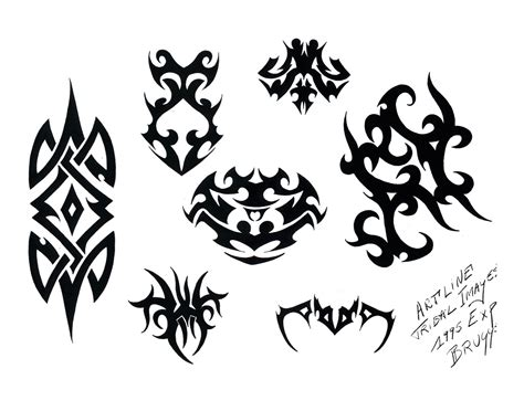 tribal print tattoo designs tribal tattoos designs free tribal
