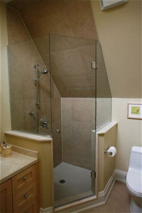Angled Shower Door Frameless Neo Angled Shower Enclosures Glass To Ceiling Artistcraft