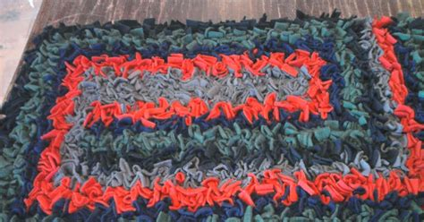 Handmade Rag Rugs For Sale - made narrowboat rag rugs for sale rug no 23