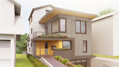 nw green home tour features two h h passive houses