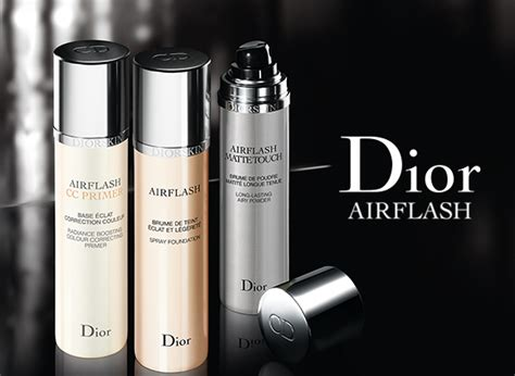 Diorskin Airflash by Airflash Cc Primer And Airflash Matte Touch