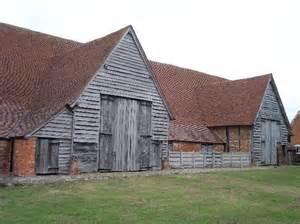file tithe barn leigh worcestershire geograph org uk