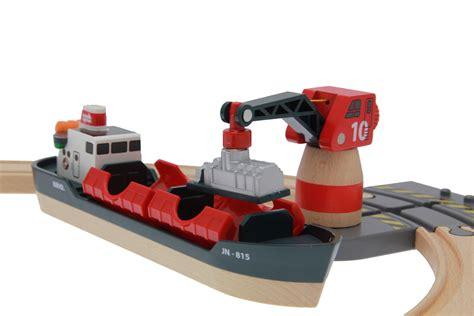 brio ferry product review brio cargo harbour set baxterboo