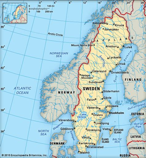 5 themes of geography sweden image gallery sweden location