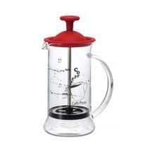 Hario Cafe Press Slim S Black Coffee Press 240ml Berkualitas hario tea press 2 filiżanki olive wood coffeedesk