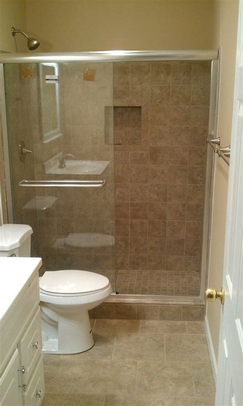 stand up bathtubs another bath remodel took out the bathtub and installed a
