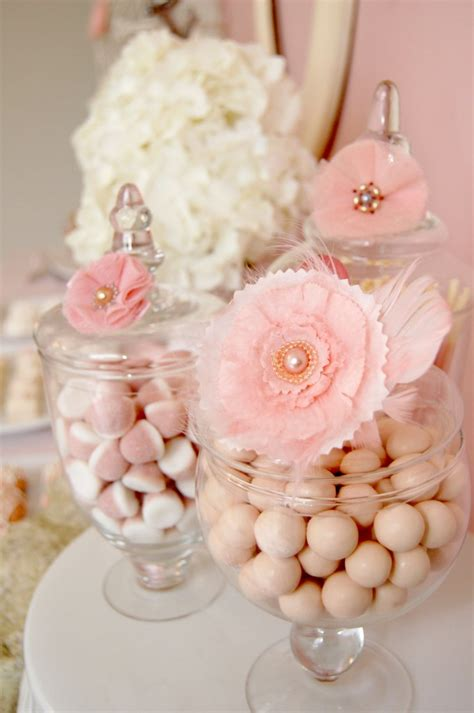 Candies For Baby Shower by Candies Jars Bars S Mores Bar Baby Shower Ideas