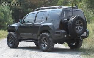 Nissan Xterra Lift Kits Wheel Offset 2011 Nissan Xterra Aggressive 3 5