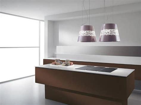hottes de cuisine design etonnante hotte de cuisine au design unique sign 233 elica design feria