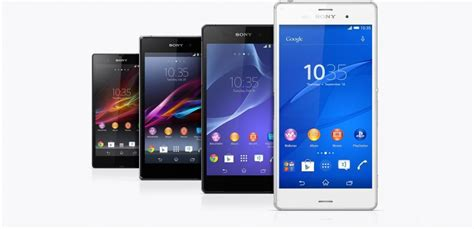 Tv Mobil Merk Sony loads of sony xperia phones getting android lollipop