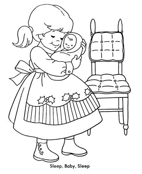 Coloring Pages Baby Sister | new baby brother coloring page az coloring pages