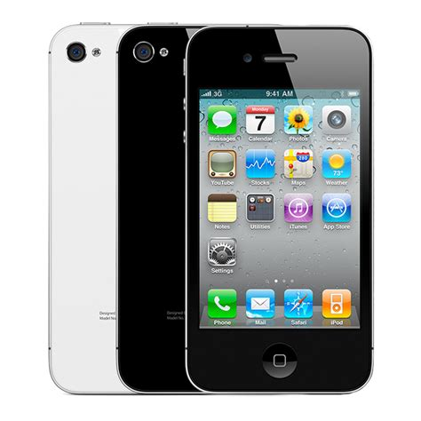 Hp Iphone 4 S 32gb apple iphone 4s 32gb verizon gsm unlocked smartphonelack white ebay