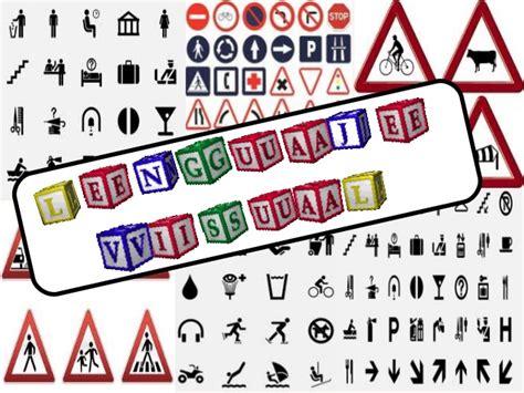 imagenes lenguaje visual el lenguaje visual