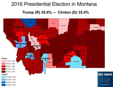 2016 presidential primary total votes cast montana electoral map 2012 bnhspine com