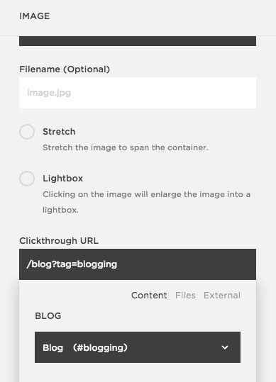 The Ins And Outs Of The Squarespace Blog Sidebar Cinnamonwolfe Co Squarespace Templates With Sidebar