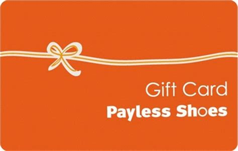 Gift Cards With No Fee - payless shoes gift cards review buy discounted promotional offers gift cards no fee