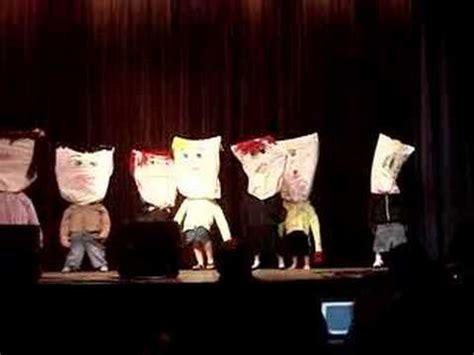 pillow people st place performance  teacher talent show